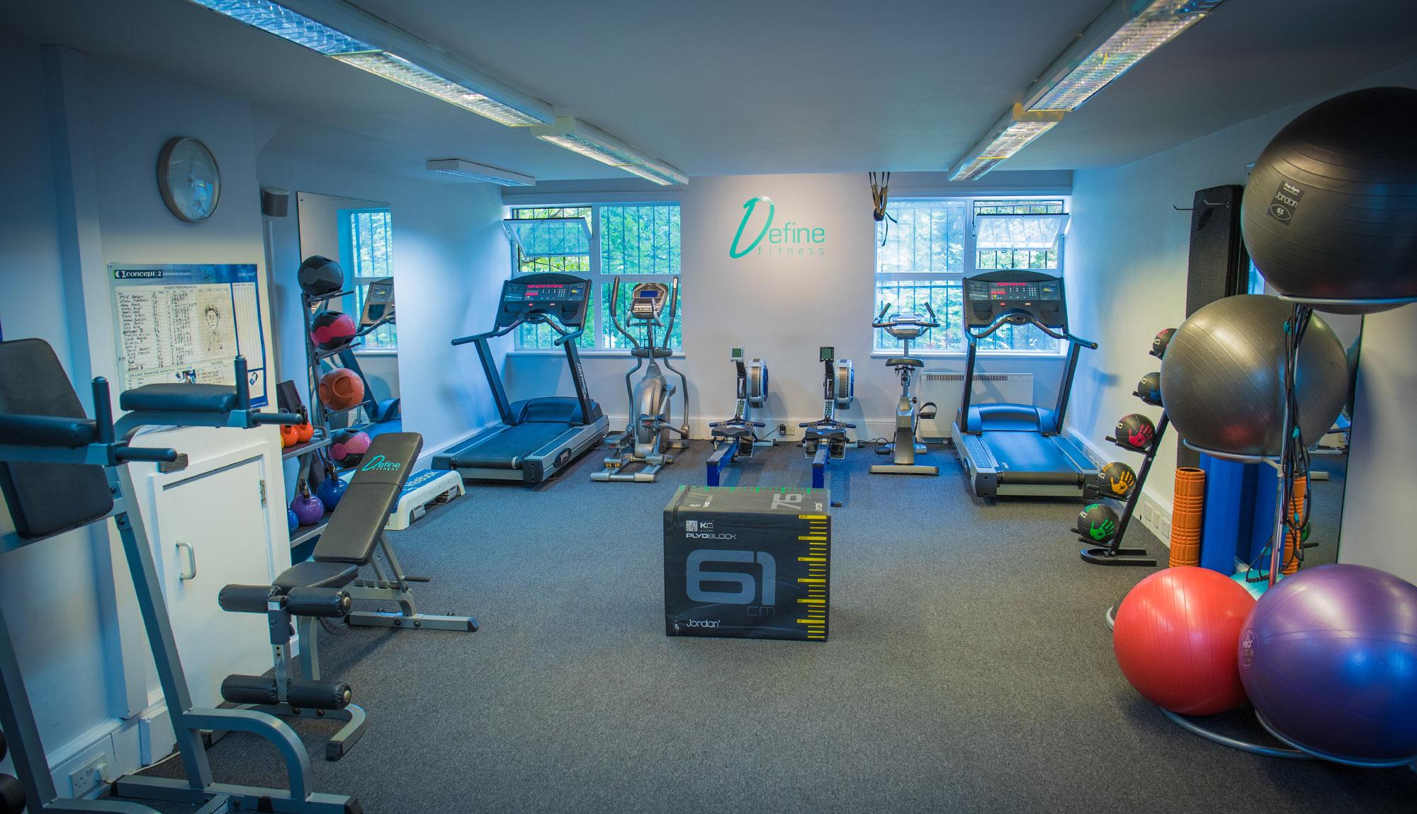 Define Fitness - Gym Beckenham